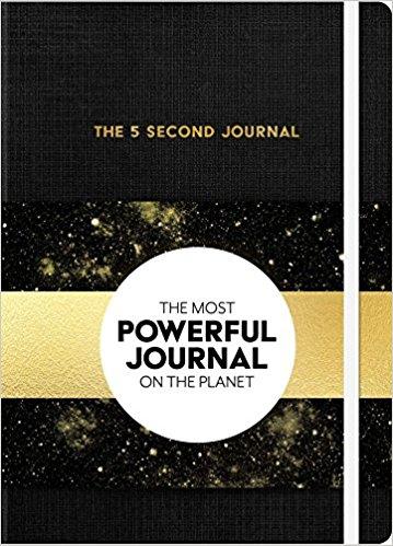 Portada de The 5 Second Journal
