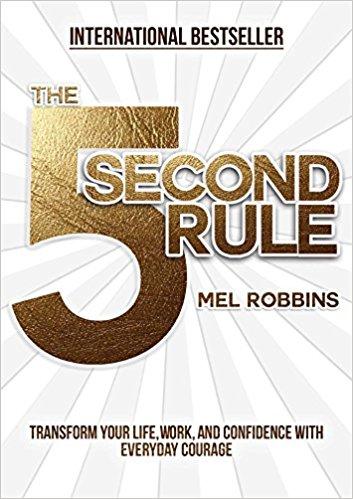 Portada del libro The 5 Second Rule